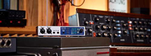 RME Celebrates 25th Anniversary with Fireface UCX II USB Audio Interface