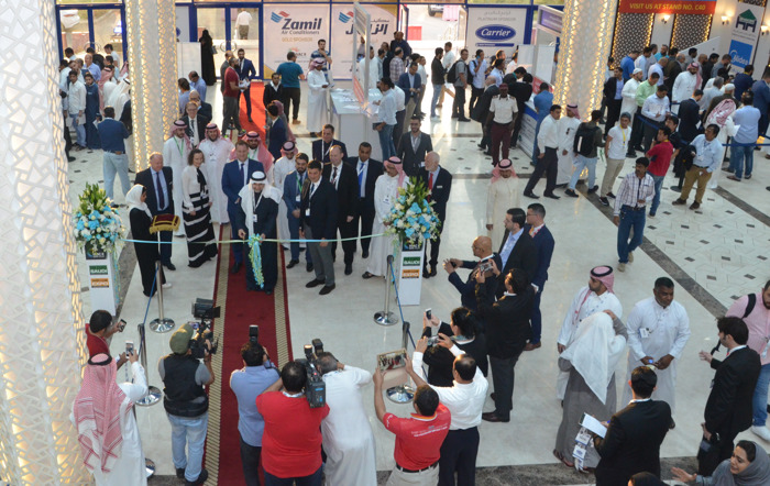 HVACR INDUSTRY HEATS UP AT JEDDAH'S LARGEST DEDICATED EXPO