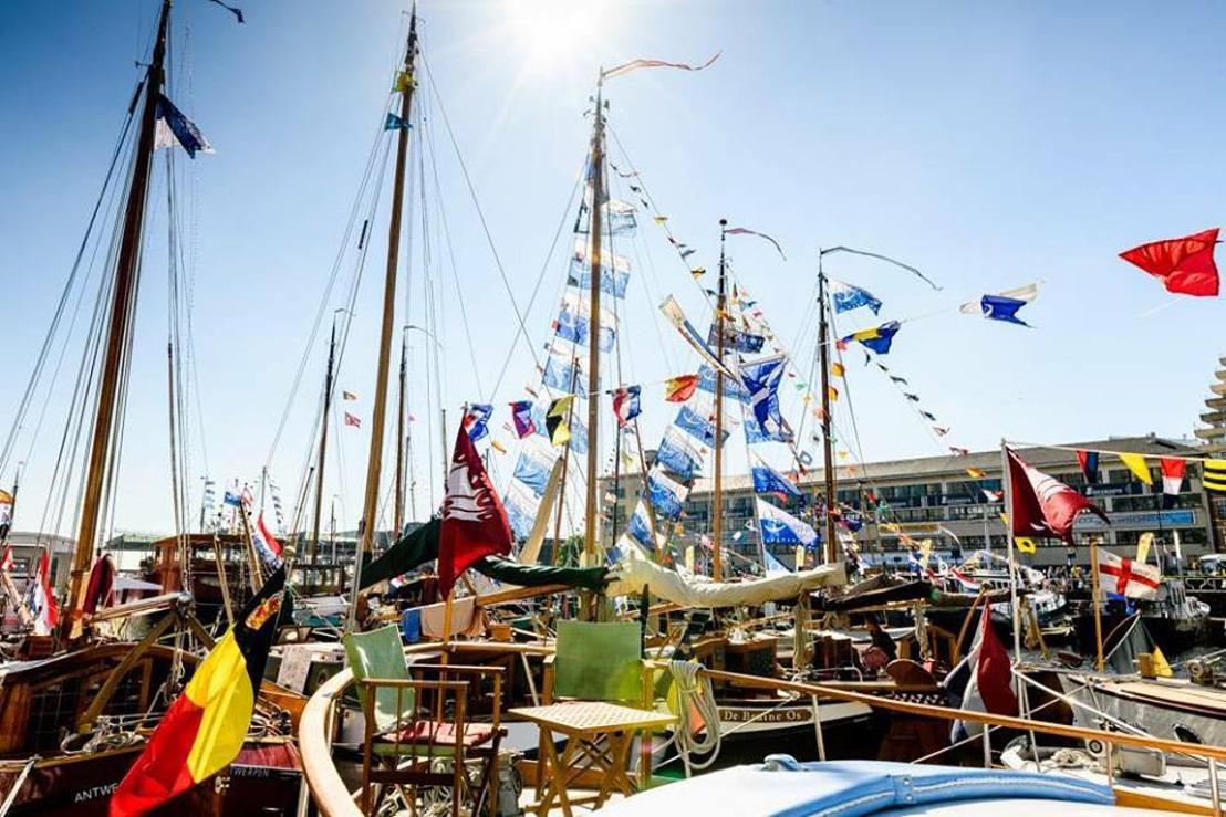 Oostende voor Anker breekt record met 250.000 bezoekers voor de 18e editie!