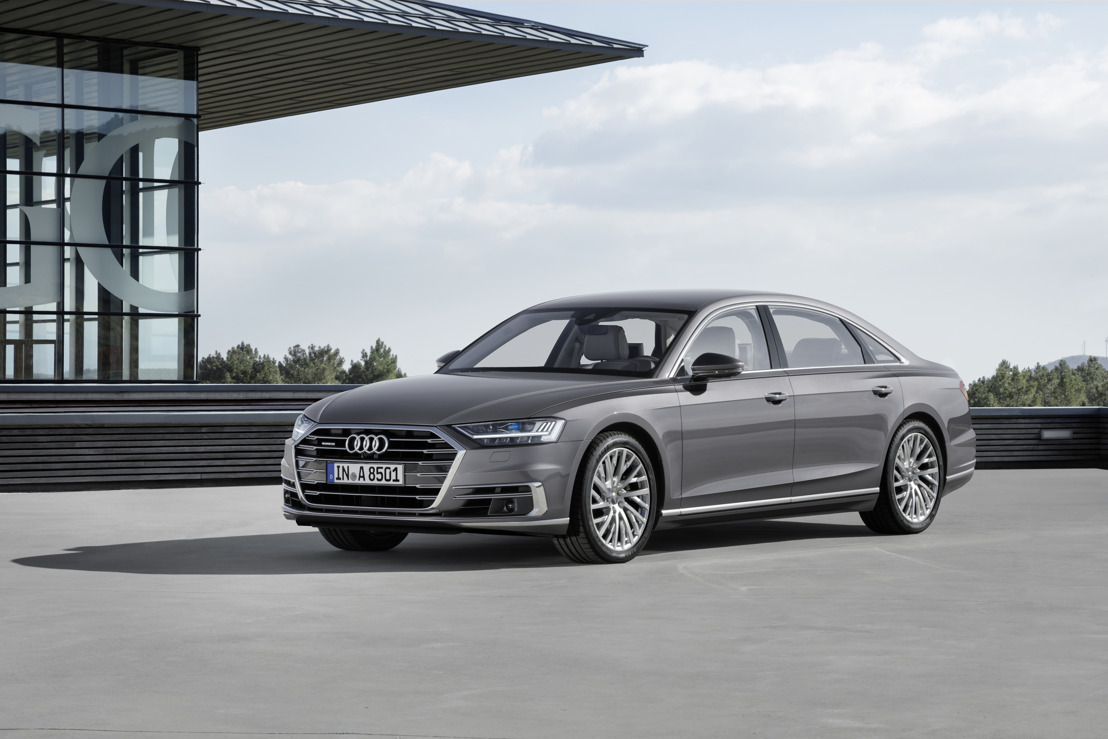 De nieuwe Audi A8: de toekomst van de luxeklasse