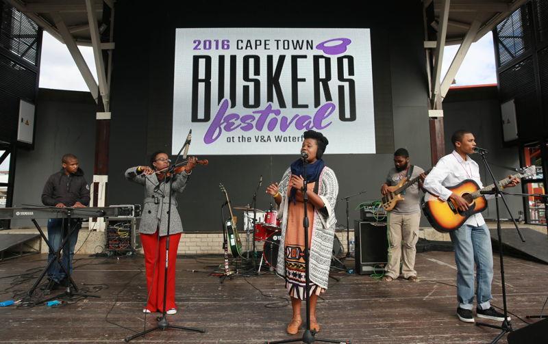 Buskers´ Festival with Nombasa - credit Nardus Engelbrecht Cape Town Fringe 2016