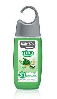 Bodysol - Kids douche Watermeloen - €4,99