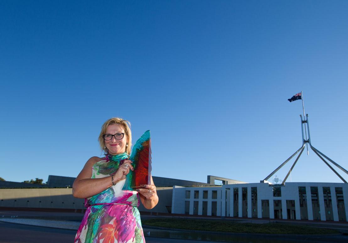 2015 Australian of the Year Rosie Batty