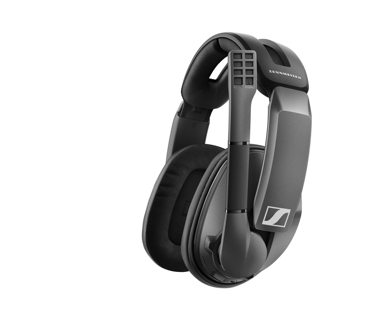The new Sennheiser GSP 370 features a low-latency connection as well as a long-lasting, integrated rechargeable battery. This results in a stable and lag-free sound withanexceptional battery lifeof up to 100 hours.