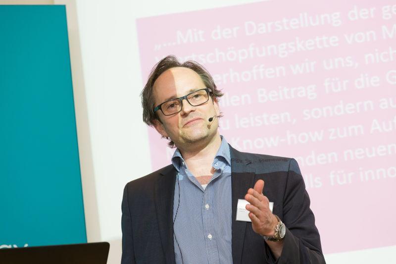 Profilo del lavoratore verde - Henning Joswig, © innogy