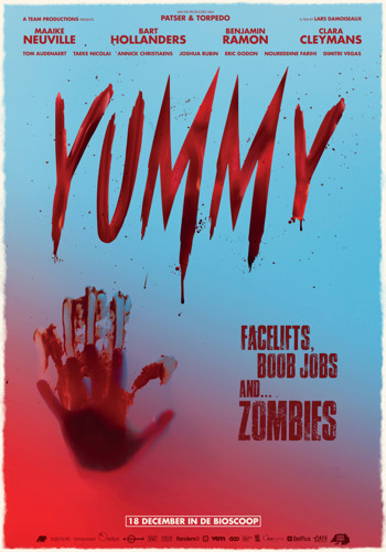 FACTS overspoeld door Vlaamse Yummy-zombies