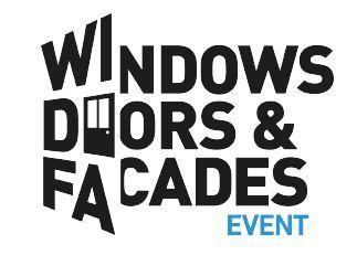 Windows, Doors and Facades Event press room Logo