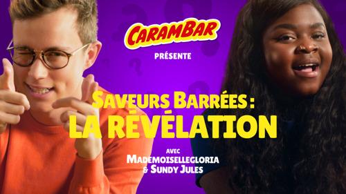 Carambip: Carambar révèle ses nouvelles saveurs pour le 1er Avril