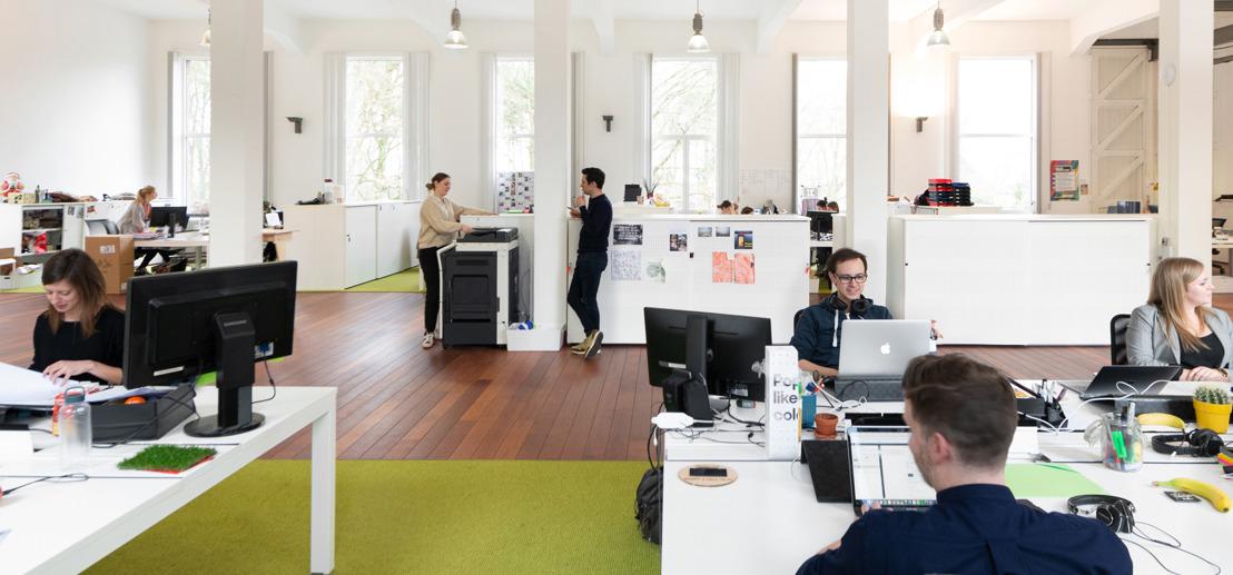 Hotel Hungaria evolueert naar Media- en Marketinghuis