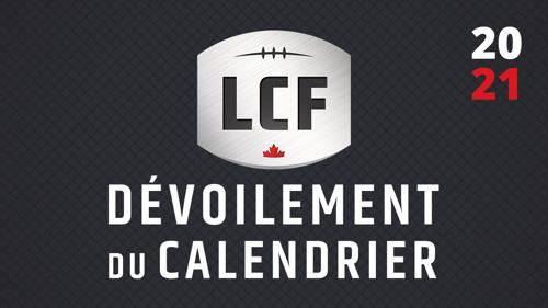 La LCF dévoile son calendrier 2021
