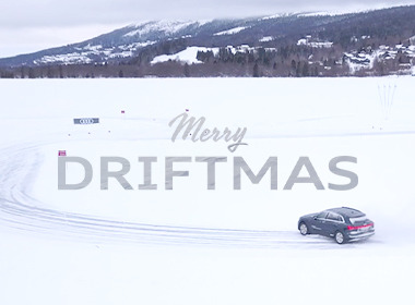 Prophets celebrates Merry Driftmas with Audi