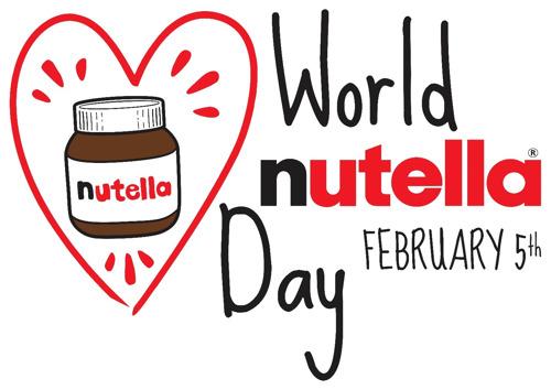 World Nutella® Day, een dag voor Nutella®'s belangrijkste mensen: haar fans!