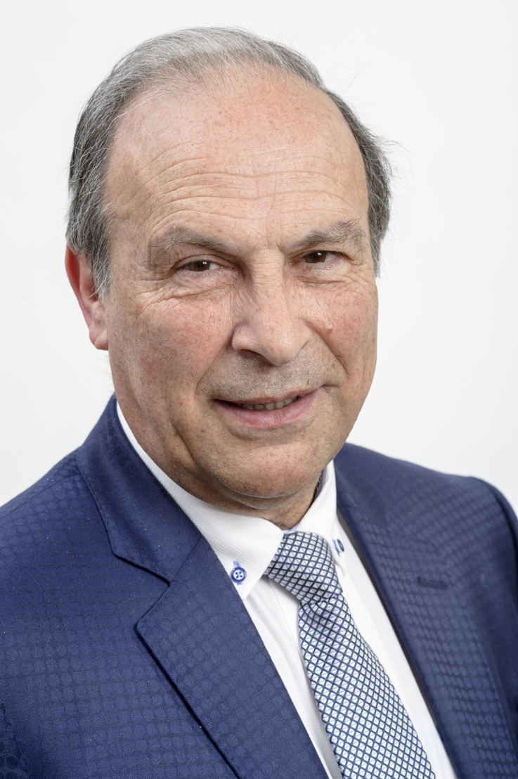 Gedeputeerde Walter Zelderloo