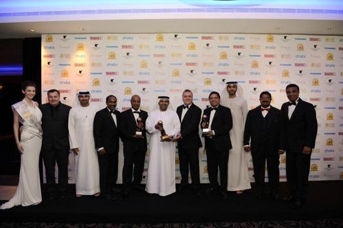 Success at the 2014 World Travel Awards