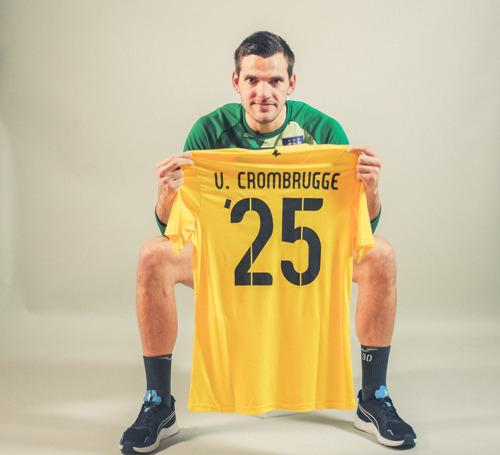 Hendrik Van Crombrugge extends his contract at RSC Anderlecht