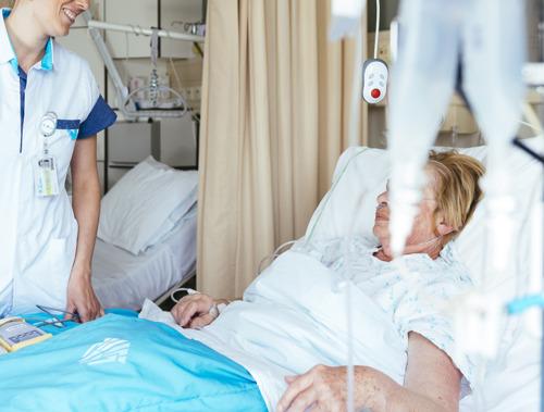 G-COACH: co-management zorgmodel voor geriatrische patiënt op cardiologische afdeling werpt vruchten af