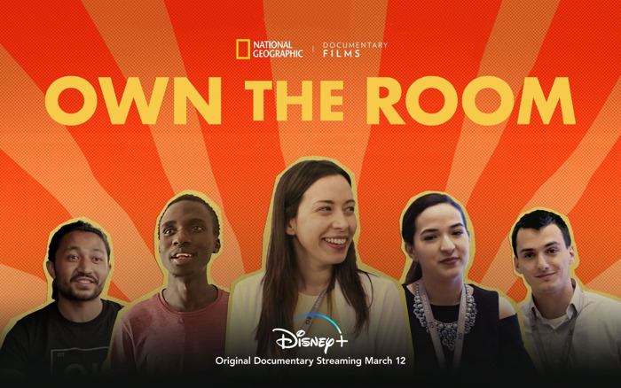 'Own The Room'— Produced by Shopify Studios — Premieres Exclusively on Disney+