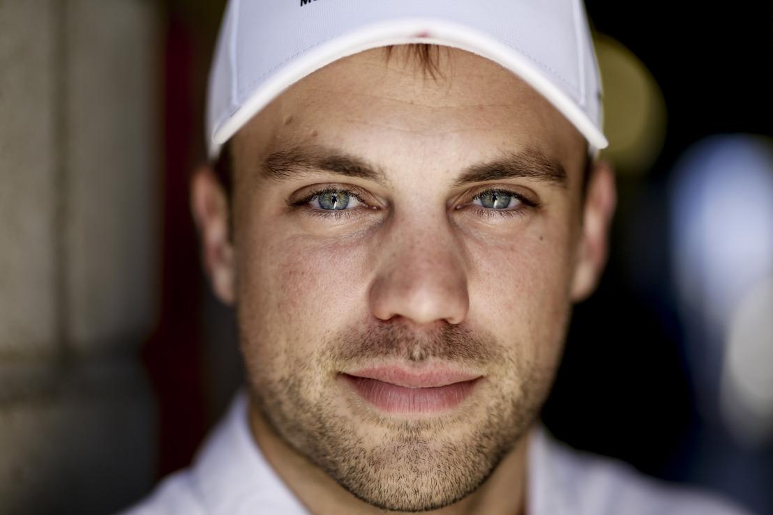 Driver profile Laurens Vanthoor