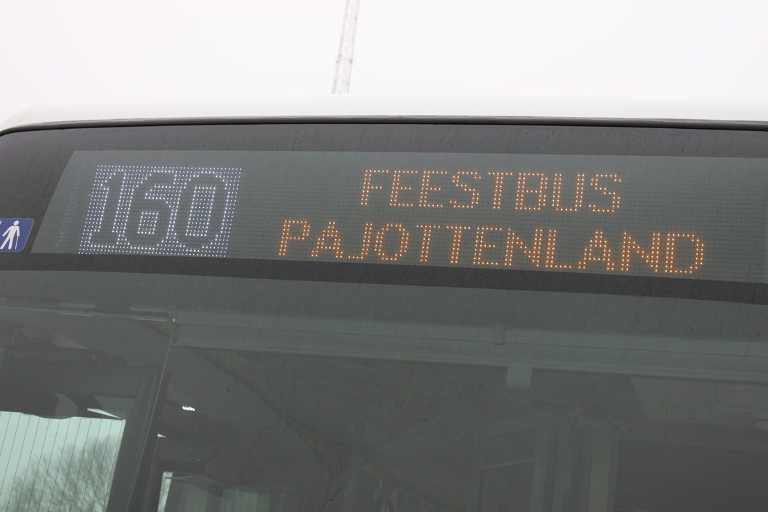 Feestbus 160 - Pajottenland - u mag deze foto bewerken