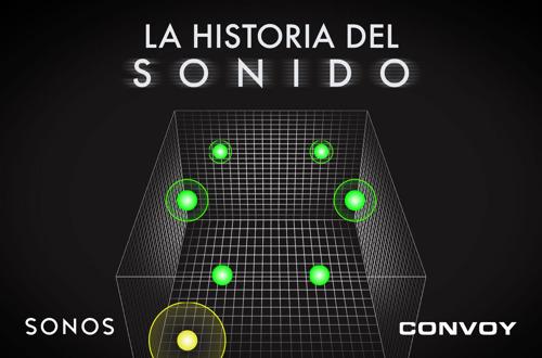 Convoy Network llega a los oídos de los usuarios Sonos