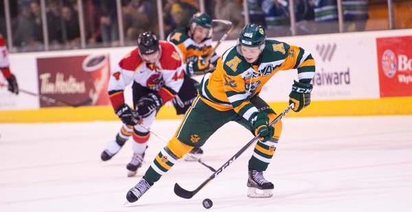 Preview: MHKY: Alberta's Philp named CW First Half Top Performer
