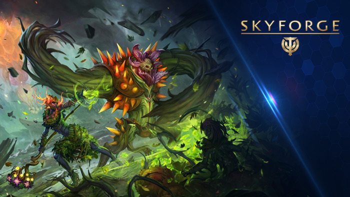 SKYFORGE EXPANDS WITH OVERGROWTH IN APRIL