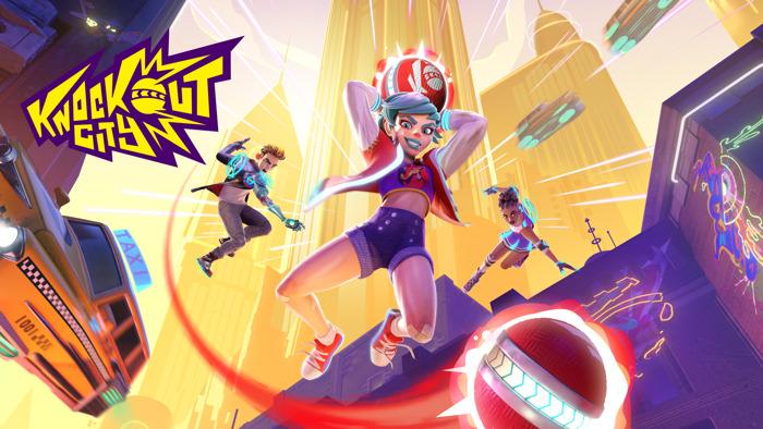 Knockout City annonce la Block Party, un essai gratuit de 10 jours du jeu complet dès sa sortie
