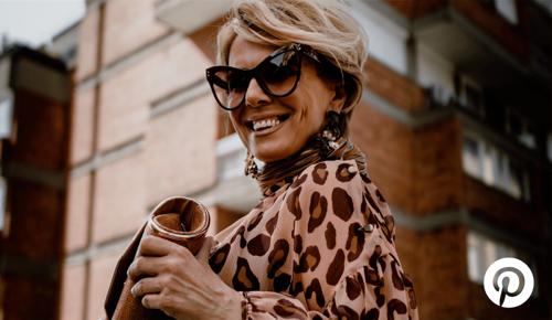 Tendencias de estilo y belleza para todas las edades en Pinterest