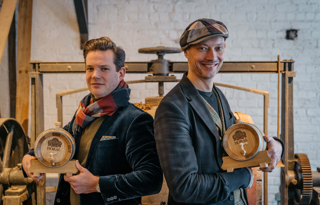HORAL awards Lambic Award to sommeliers Andy De Brouwer and Yanick Dehandschutter