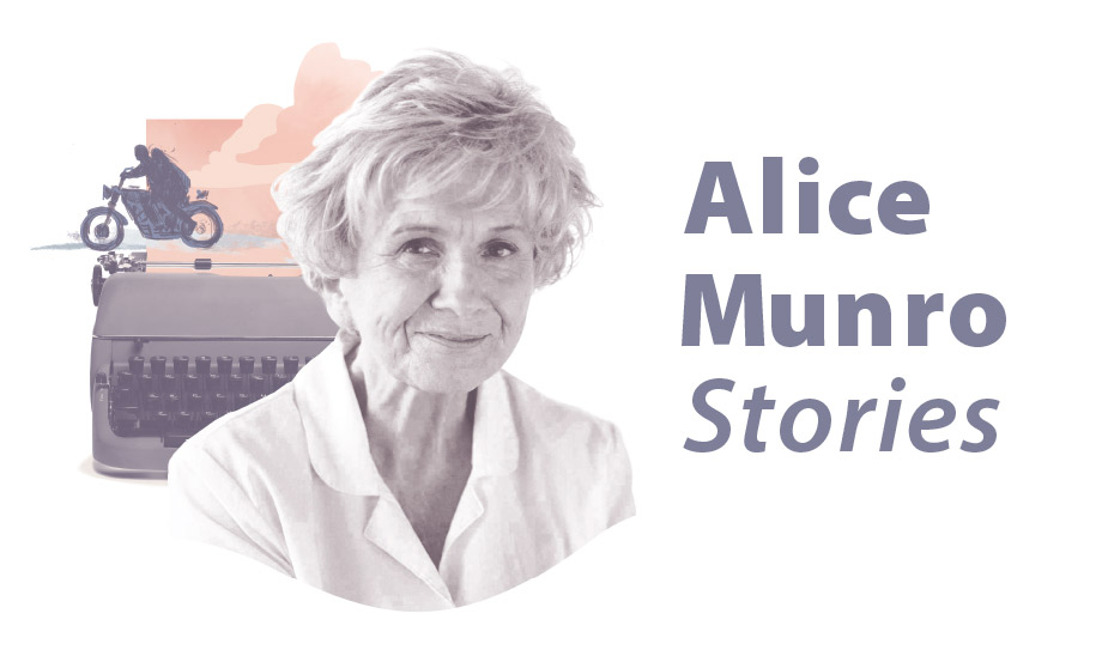 Belfry premieres Alice Munro Stories - in an all new theatrical format, word for word.
