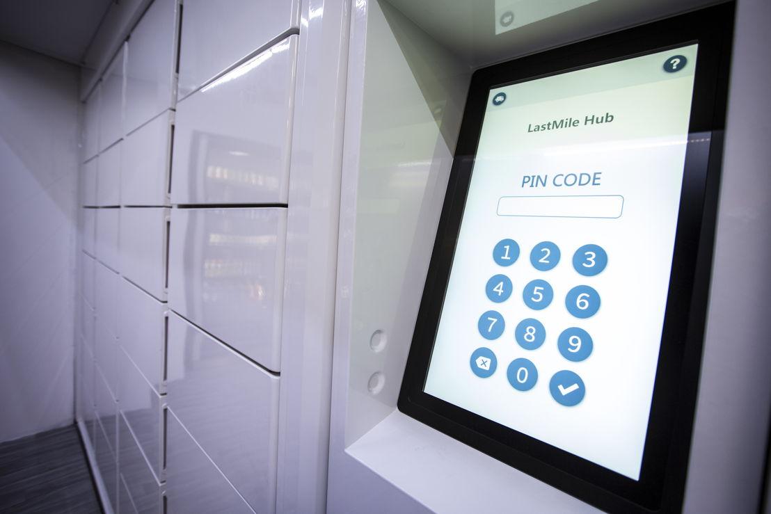 Gabinetes inteligentes Smart Locker LastMile Hub