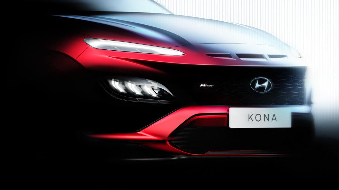 Hyundai révèle quelques détails sur ses SUV New KONA et New KONA N Line