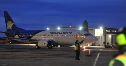 TIME CHANGE: TIGER-CATS AND BLUE BOMBERS ARRIVE FOR 107TH GREY CUP PRESENTED BY SHAW
