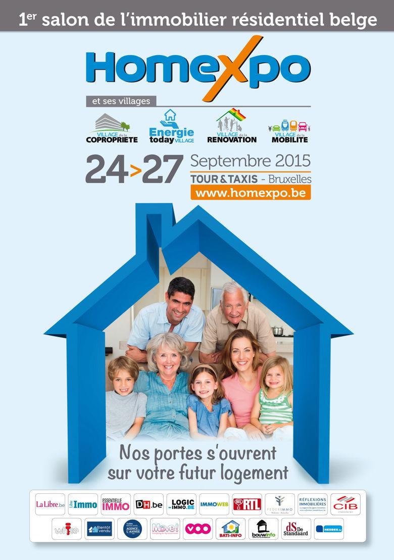 L'affiche de Homexpo