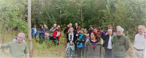 In den Horenbos: inspirerend burgerinitiatief voor meer natuur in de buurt