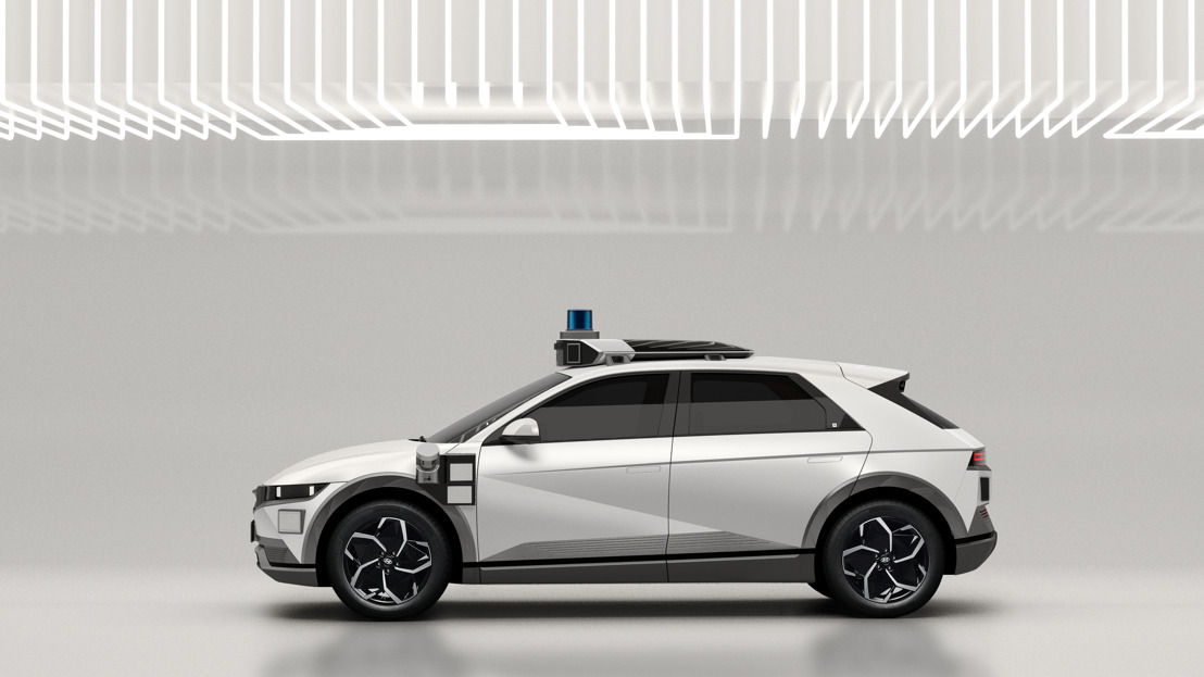 Motional et le Hyundai Motor Group dévoilent le robotaxi IONIQ 5: la prochaine génération de taxi robotisé de Motional