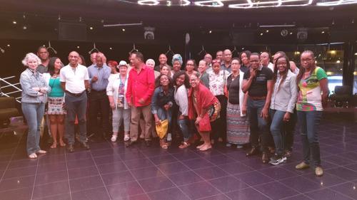 Les chefs d'entreprises se rencontrent à la 2ème édition de la Caribbean Business Cruise