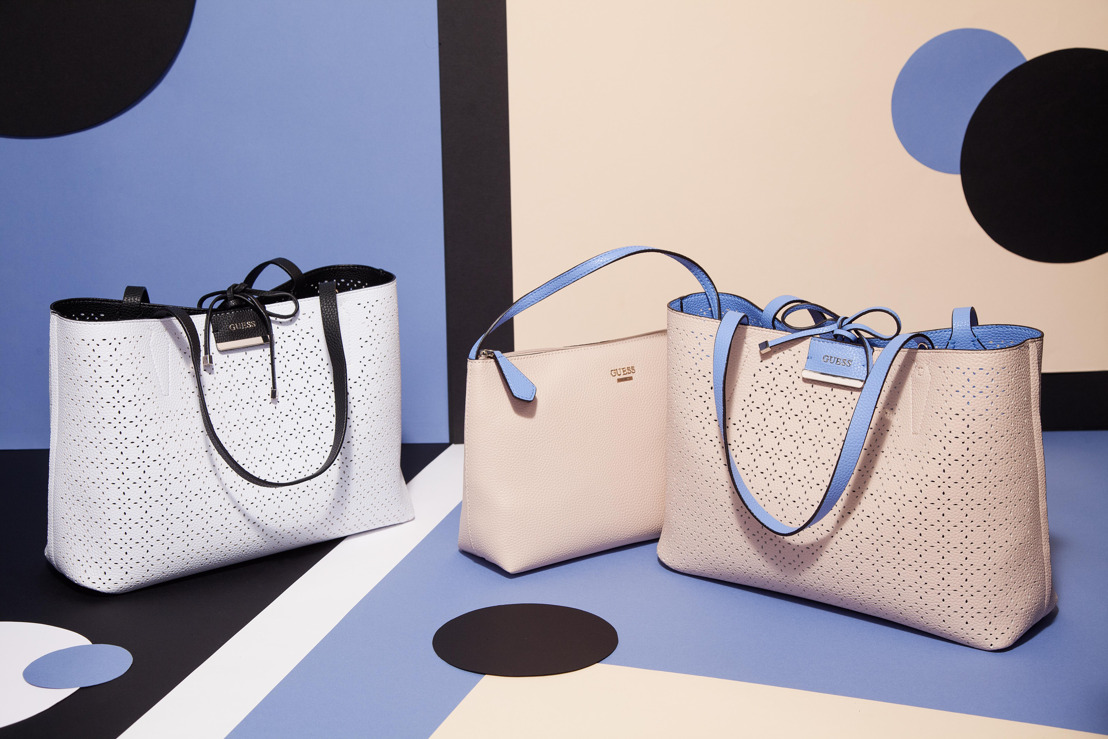 Guess Spring/Summer 2017 : Bobbi it-bag