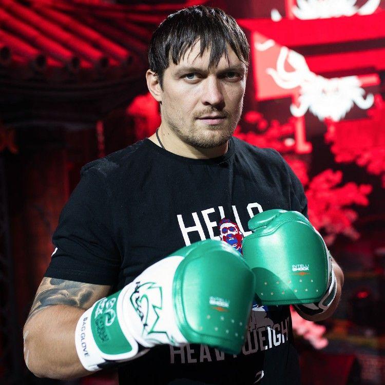 Александр Усик, чемпион мира по боксу в тяжелом весе. Фото: WePlay Esports