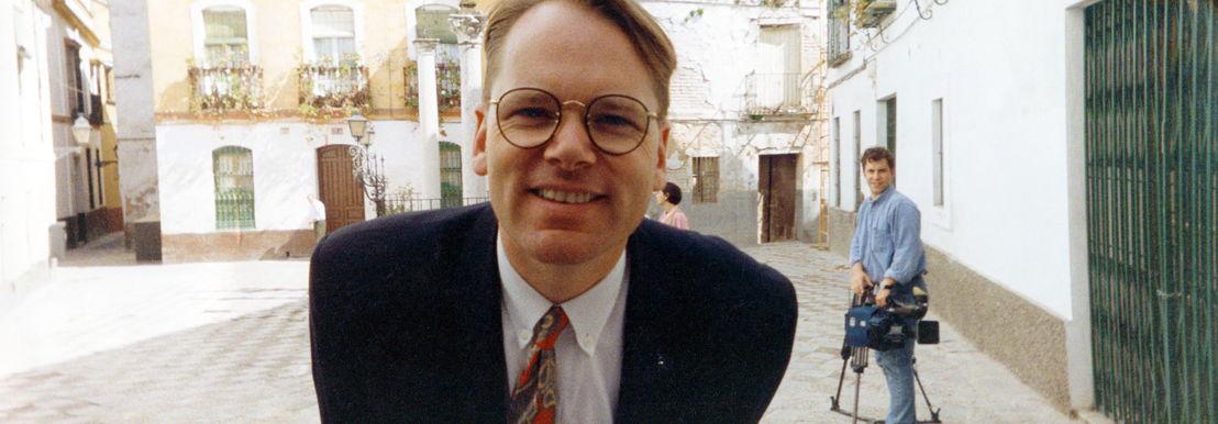 Colvin in Spain - 1992
