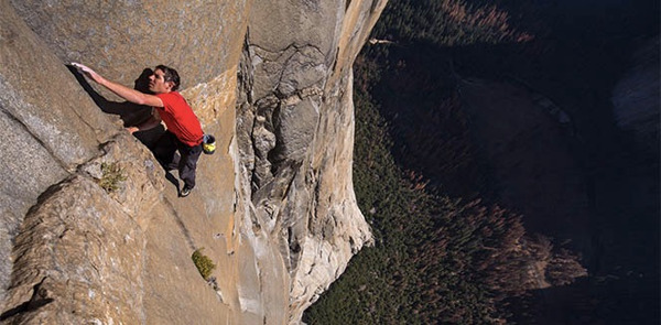 Preview: Academy Award-Winning National Geographic Documentary Free Solo Premieres in Asia on April 6
