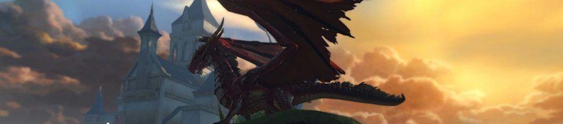 Svelata la nuova razza giocabile di Neverwinter: i draghi