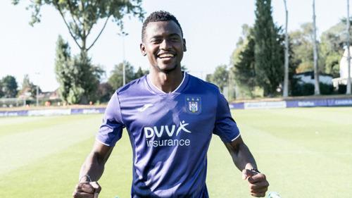 Mustapha Bundu pour quatre ans au RSC Anderlecht