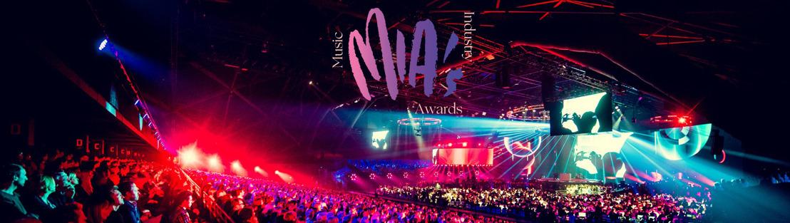 Niels Destadsbader grote winnaar van de MIA's, Angèle wint drie awards