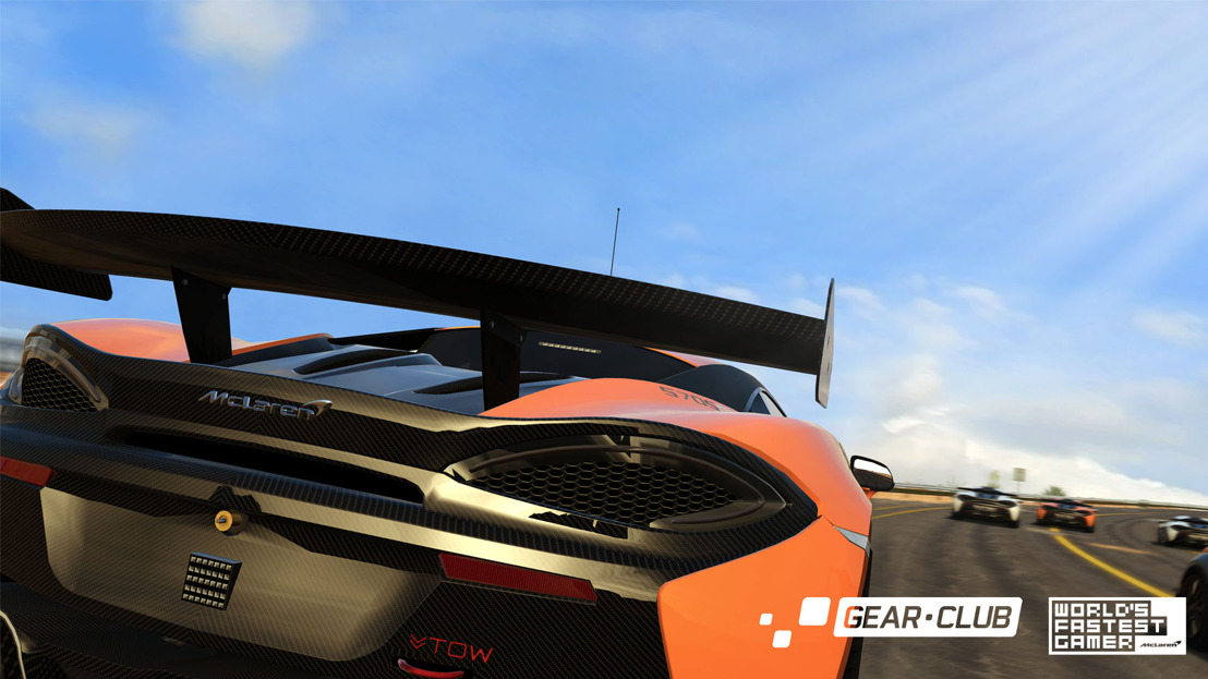 MOBILE RACING GAME GEAR.CLUB UNEARTHS UNLIKELY RACING TALENT