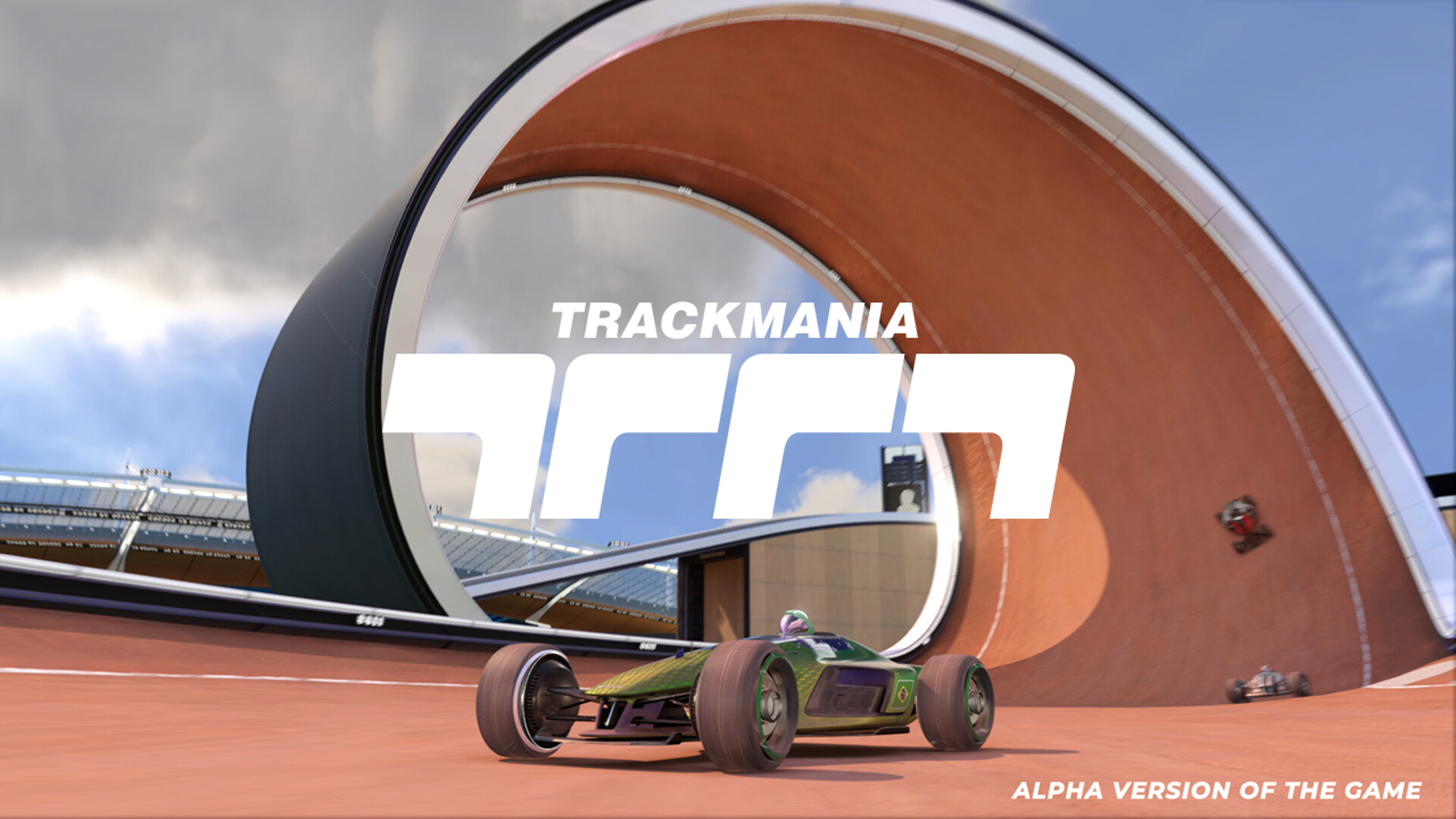 Preview: RACE, CREATE AND COMPETE DIE ULTIMATIVE TRACKMANIA®-ERFAHRUNG