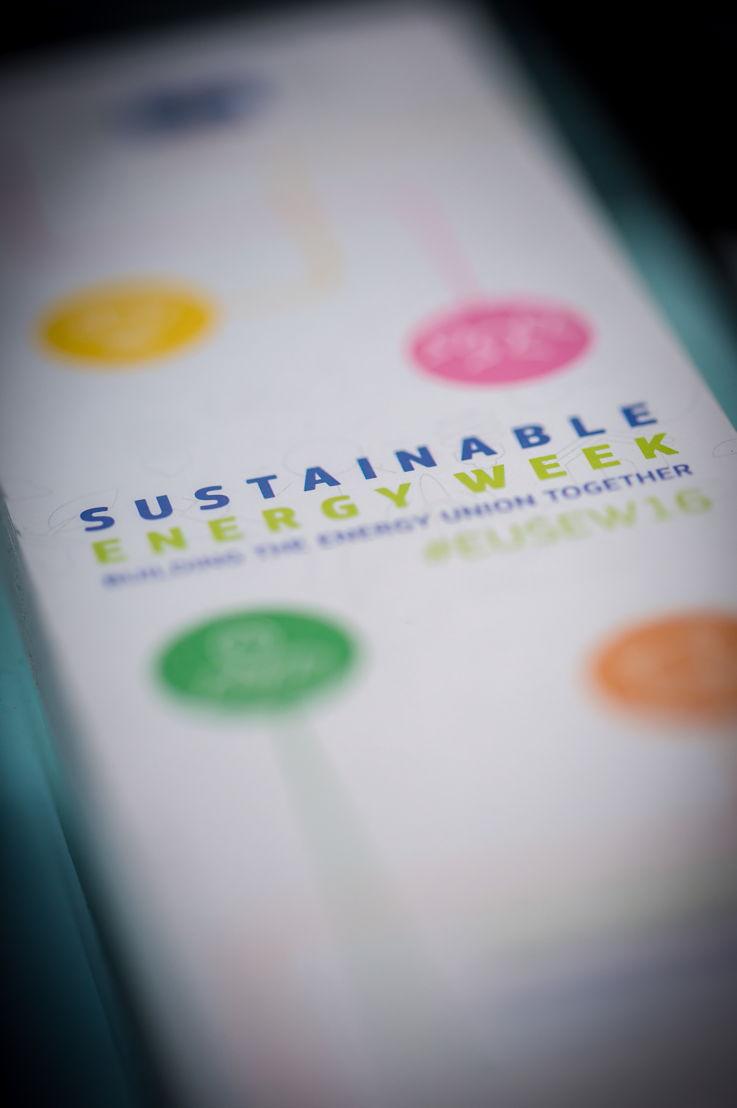 EU Sustainable Energy Week 2016