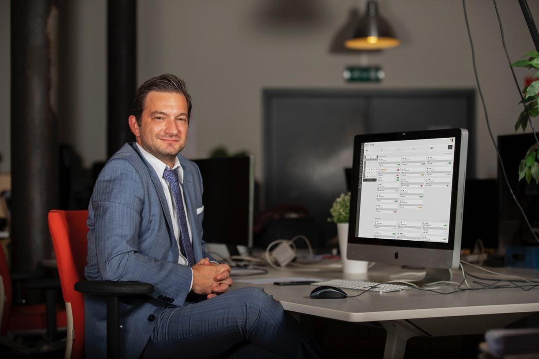 Antwerpse start-up schept orde in de chaos van het flexwerken