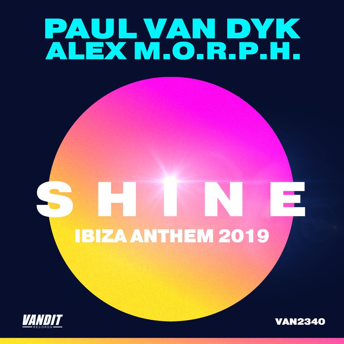 Paul van Dyk Releases SHINE Ibiza 2019 Anthem
