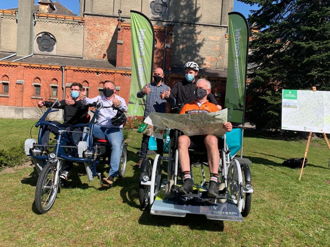 Nieuwe fietskaart Vlaams-Brabant is klaar